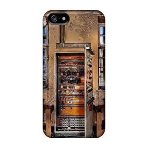 Iphone 5/5s Abned Office Print High Quality Tpu Gel Frame Case Cover