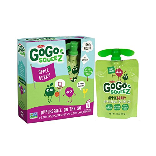 GoGo Applesauce Portable BPA Free Gluten Free product image