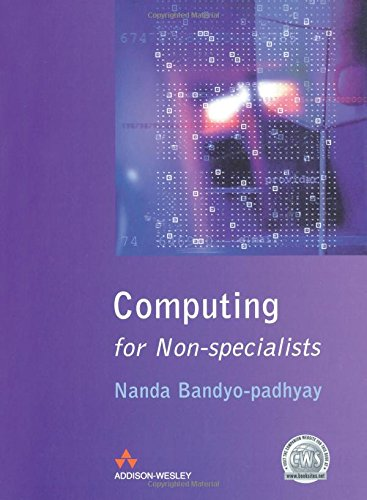 Computing for Non-Specialists