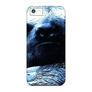 Iphone 5c Case, Premium Protective Case With Awesome Look - Sloth by icecream design