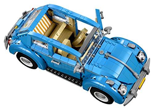 51buslcKPSL - LEGO Creator Expert Volkswagen Beetle 10252 Construction Set