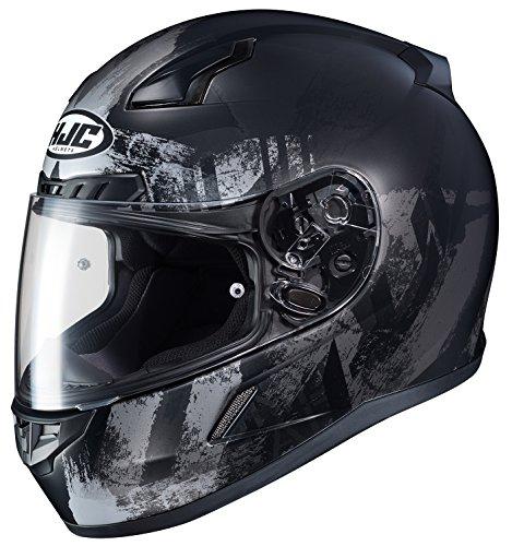HJC Unisex-Adult Full-face-Helmet-Style CL-17 Arica MC-5SF (Hjc Full Face Helmets)