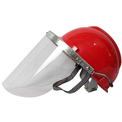 Easy Go Shopping Casco de Seguridad de Cascos Ajustables Respiraderos Equipo de protección Personal para mejoras