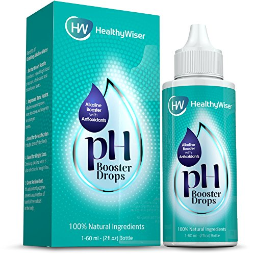 Cheap Alkaline Water Drops With Natural Antioxidant 2oz, Water Purifier Filter Filtration, Supports Detox Cleanse, Weight Loss  Immune System Promotes A Healthy Alkaline Diet, pH Balance For Drinking Water ph drops for water