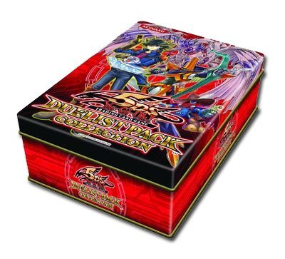 Yu Gi Oh Yusei Duelist Pack - 5D's - 2010 Duelist Pack Collection Tin SW (MINT/New)