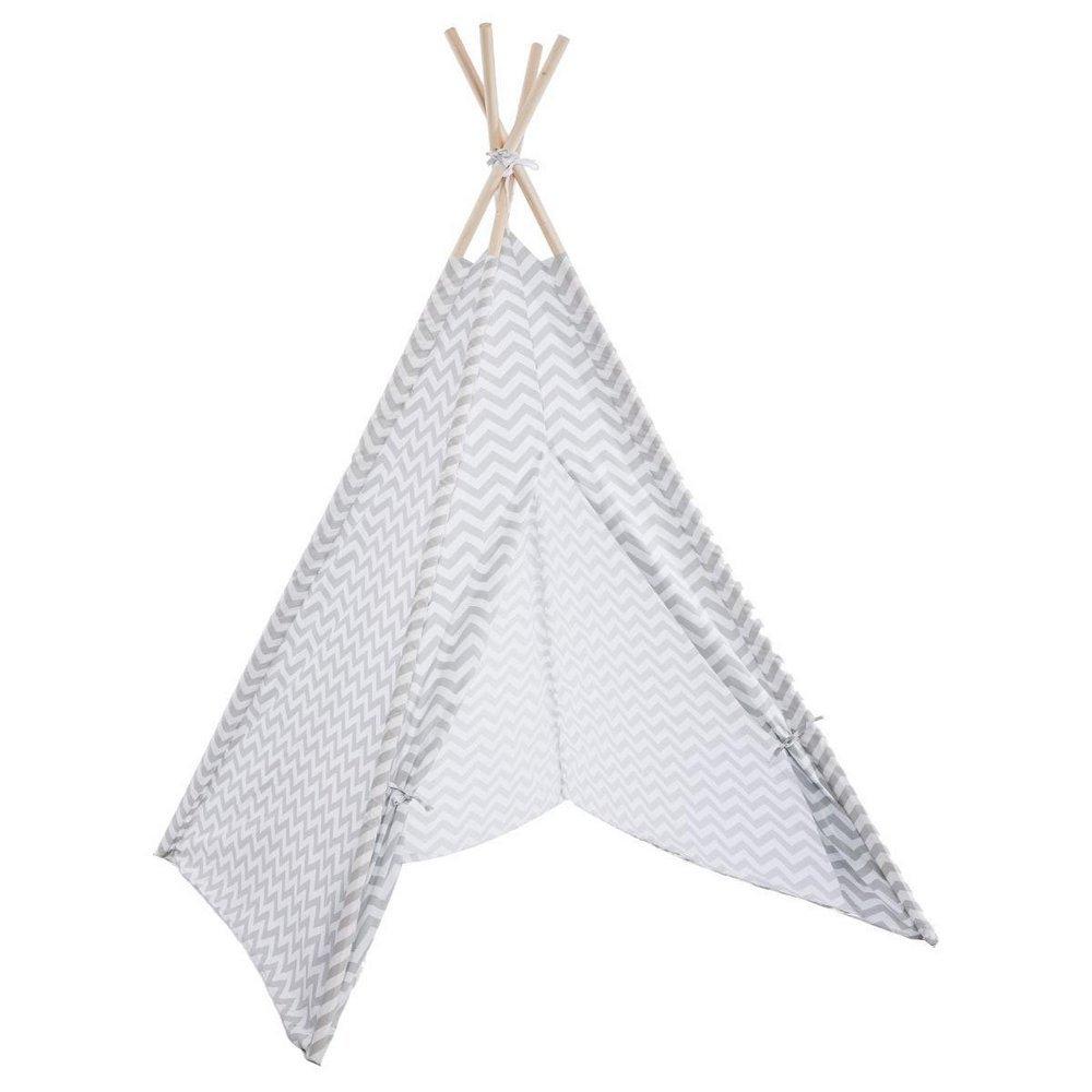 ATMOSPHERA - Tipi décoration gris H160 - Grau