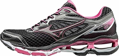 Mizuno Wave Creation 18 (W) Black/Black/FuchsiaPurpl