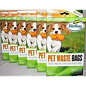 BioBag Standard Pet Waste Bags (6 Pack)