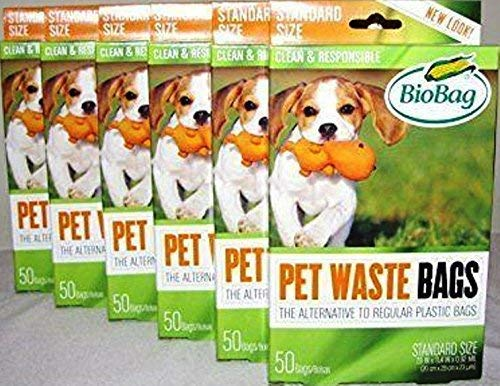 BioBag Standard Pet Waste Bags (6 Pack)
