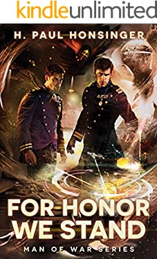 For Honor We Stand (Man of War Book 2)