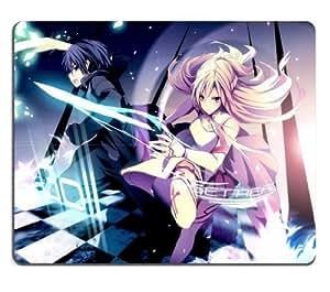 Sword Art Online SAO Kirito & Asuna 04 Anime Game Gaming Mouse Pad