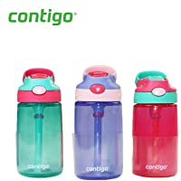 Contigo-康迪克儿童水壶 14OZ--女款/三只装