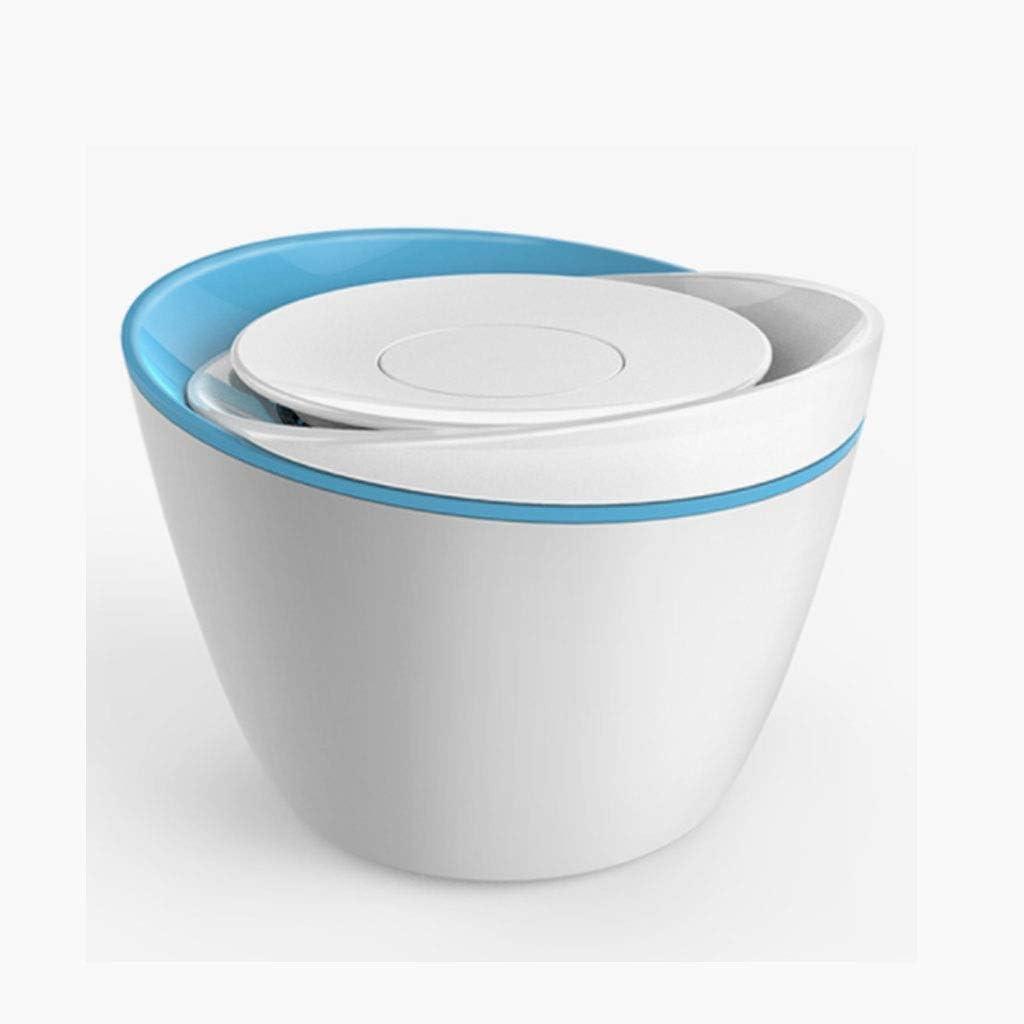 Purificadores de aire Eliminación de Humo Polvo Ion Negativo Ion casero Coche Smog Olor Azul Rosa Rollsnownow (Color : Blue): Amazon.es: Hogar