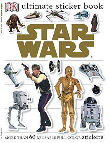 Ultimate Sticker Book: Star Wars -