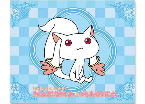 Great Eastern Entertainment MADOKA MAGICA KYUBEY THROW BLANKET 89031