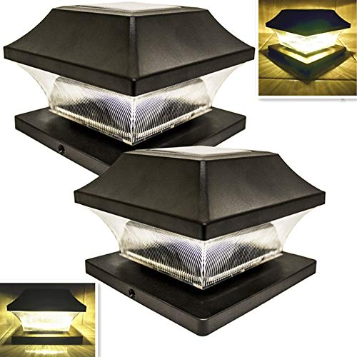 4pack 5 Post Sizes Mountable Black Vinyl Bright Sturdy And