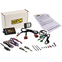 MPC 1-Button Complete Remote Start For Honda CRZ Hybrid 2011-2016 - Plug and Play