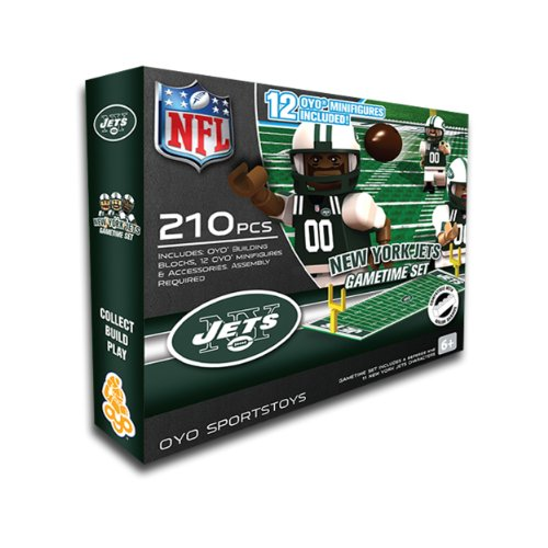 NFL New York Jets Game Time Set by OYO