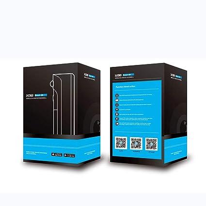 Timbre de video Hd 1080p, Intercomunicador de video inalámbrico Timbre de timbre de Wifi de