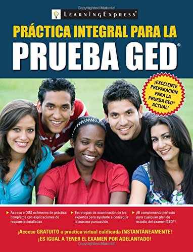 Comprehensive Practice for the GED Test en Espanol