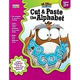 Cut & Paste the Alphabet, Ages 3 - 5
