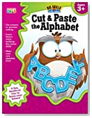 Cut & Paste the Alphabet, Ages 3 - 5 (Big Skills for Little Hands®)