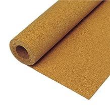 QEP 72003 1/4-Inch, 6mm, 4x25-Feet Cork Underlayment