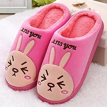 LaxBa Invierno patinar en zapatillas piel falsa nieve forrada caliente Zapatos para hombres Pink,270 # 40-41 38-39 el desgaste: Amazon.es: Deportes y aire ...