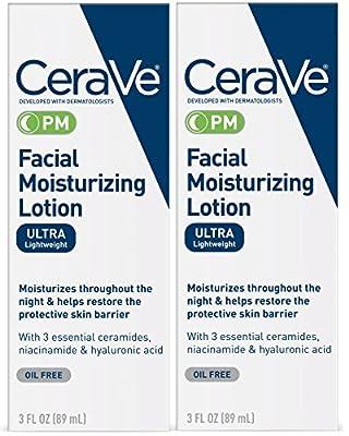 CeraVe Facial Moisturizing Lotion PM Ultra Lightweight