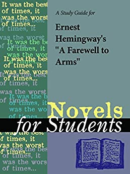 a character analysis of the novel a farewell to arms by ernest hemingway The novel's main character,  critical essays on ernest hemingway's a farewell to arms, g  .