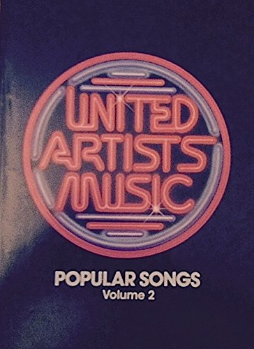 (United Artists Music - Popular Songs Volume 2 [1979 various artists songbook])