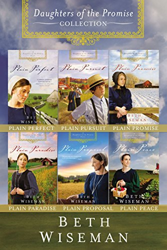 The Complete Daughters of the Promise Collection: Plain Perfect, Plain Pursuit, Plain Promise, Plain Paradise, Plain Proposal, Plain Peace (A Daughters of the Promise Novel) cover