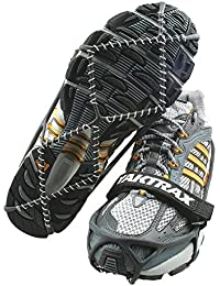 Pro Shoe Traction Hd Device For Shoes Medium, Medium Men'S 9 - 11 & Woman'S 10.5 - 12.5 Blk