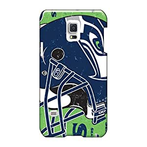 Excellent Hard Phone Cover For Samsung Galaxy S5 Mini With Custom Nice Seattle Seahawks Series RobAmarook