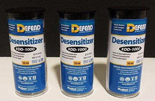Defend Desensitizer (3x 10ml Bottles) by DEFEND