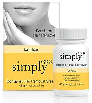 GiGi Simply Brush-on Hair Remover for Face