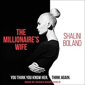 The Millionaire's Wife Audiobook