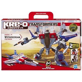 KRE-O Transformers Starscream Construction Set (30667)