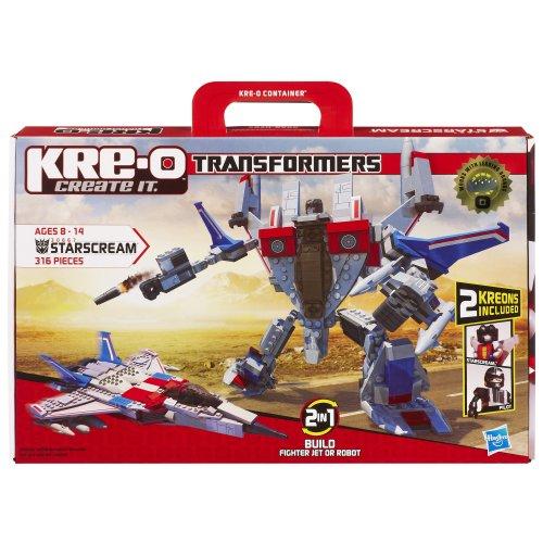 KRE-O Transformers Starscream Construction Set - Combiners Transformers Kreo