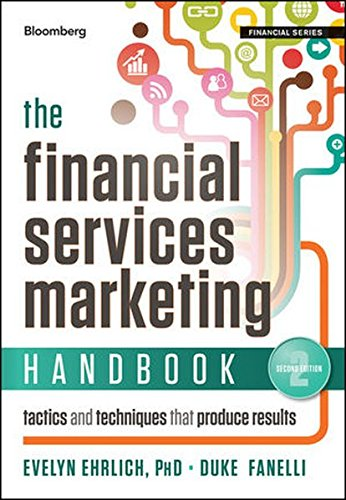 Financial Services Marketing Handbook Techniques product image