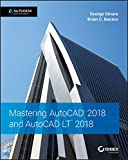 img - for Mastering AutoCAD 2018 and AutoCAD LT 2018 book / textbook / text book