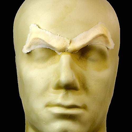 Rubber Wear Foam Latex Prosthetic - Arched Brow Covers FRW-118 - Makeup Theater (Halloween Sfx Makeup)