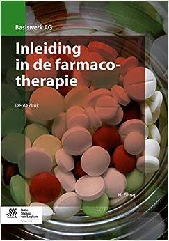 Book Inleiding in de farmacotherapie (Basiswerk AG)