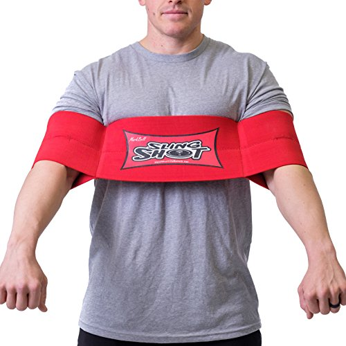 Slingshot by Mark Bell - XLarge, Red