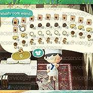 Mushroom Mush DIY Recipes + Crafting Materials Animal Crossing: New Horizons