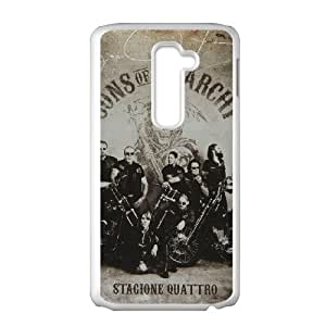 LG G2 Sons of Anarchy pattern design Phone Case HSA1154028