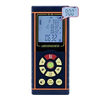 OUTEST laser laser distance measure Handheld Digital Laser Distance Meter Rangefinder Measurer Tape