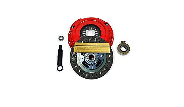 EFT STAGE 2 STG CLUTCH KIT WORKS WITH 1990-1991 ACURA INTEGRA B18