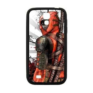 Happy Deathlok red blood warrior Cell Phone Case for Samsung Galaxy S4