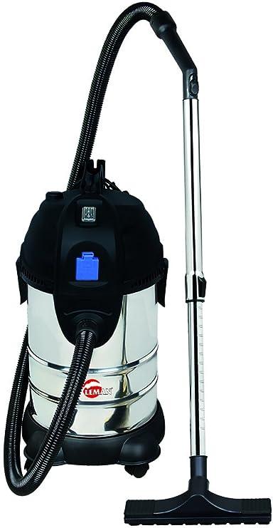 Leman LOASP306 Aspirador agua y polvo, 30 L: Amazon.es: Bricolaje ...